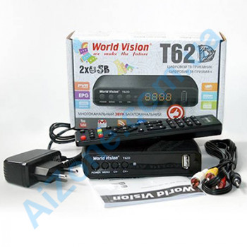 World Vision T62D